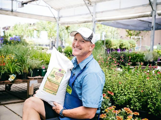 Ken Lain - Watters Garden Center