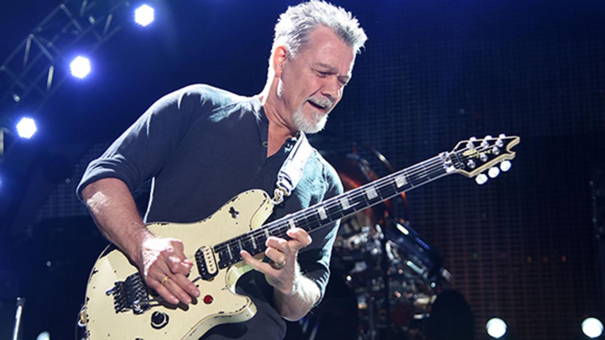 Guitar Rock Legend Eddie Van Halen Dies Of Cancer At 65 Prescott Enews