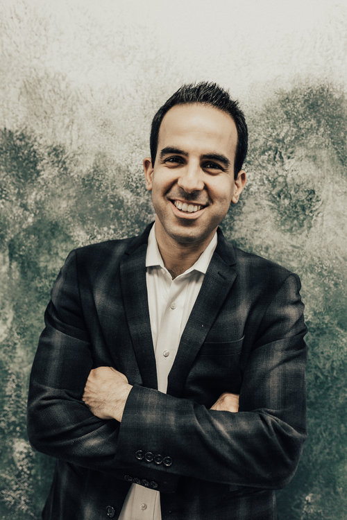 George Khalaf, President of Data Orbital