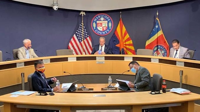 Maricopa County Judge decides in Arizona Senate's Favor