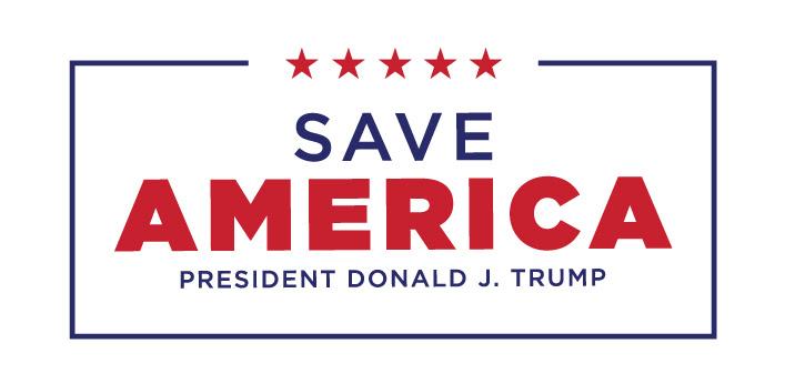 President Donald Trump | Save America