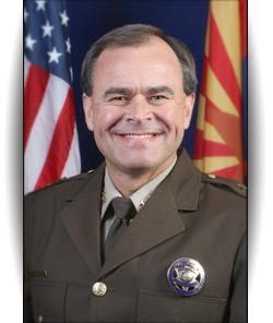 Sheriff David Rhodes