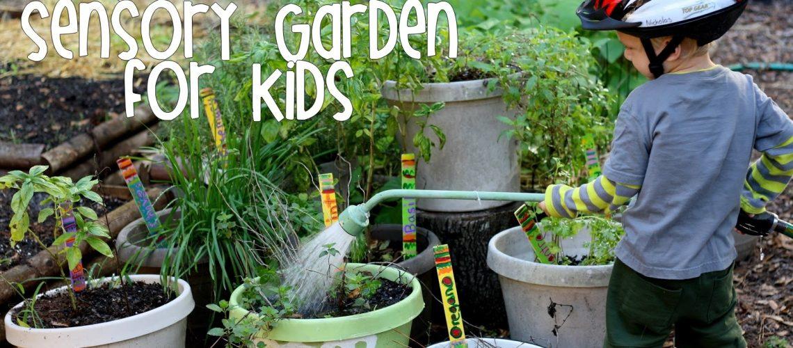 Children Sensory Garden for Kids